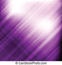purpur, lysande, vektor, bakgrund