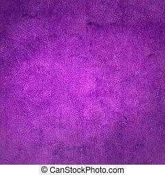 purpurowy, abstrakcyjny, grunge, tło