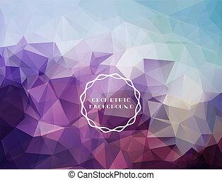 purpurowy, pastel, abstrakcyjny, tło