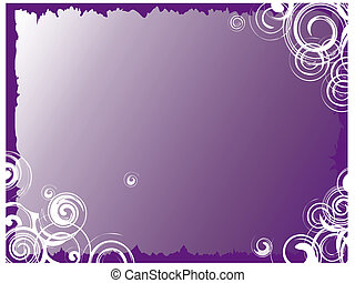 purpurowy, struktura