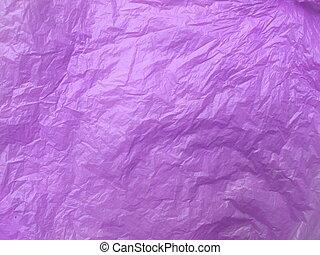 purpurroter hintergrund, oberfläche, tasche, beschaffenheit, plastik