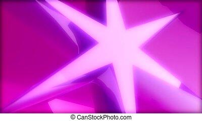 purpurroter stern