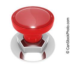 Push button - blank