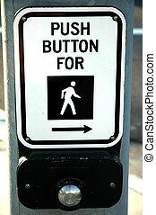 Push button - push