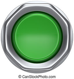 Push down button green indicator activate ignition indicator...