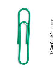 push pin thumbtack paper clip office business - close up of...