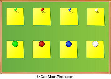 push-pins