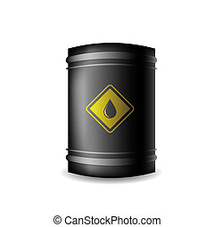 puskacső, olaj, fém