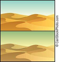 pustynia, 3