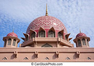Putra Mosque is the principal mosque of Putrajaya,...