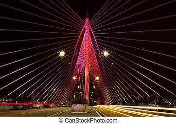 putrajaya, γέφυρα