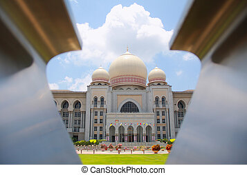 Putrajaya is the Administrative Centre of the Federal...