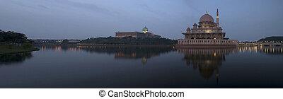 putrajaya landmark in malaysia