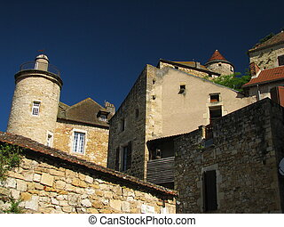 Puy eveque, town