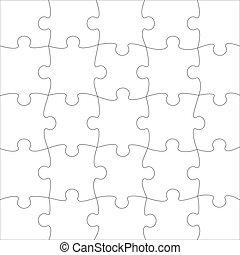 puzzel, vollständig