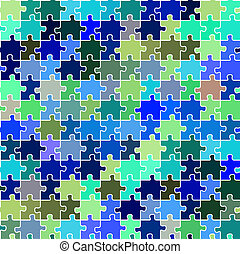 puzzle, 2, seamless, texture