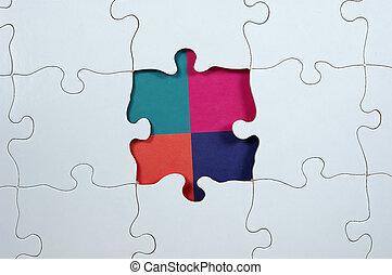 Puzzle - Colors
