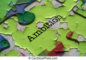 puzzle, concept, ambition