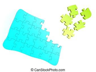 puzzle, concept