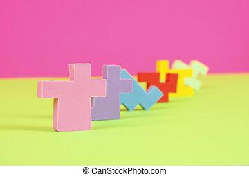 Puzzle Eraser Parade