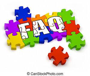puzzle, faq