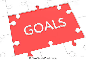 Puzzle Goals concept