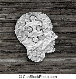 Puzzle Head Solution