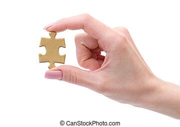 puzzle, main