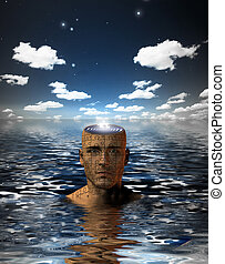 Puzzle Mind of Puzzle Man