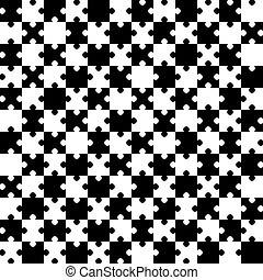puzzle, pattern., seamless
