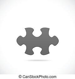 Puzzle Piece Illustration