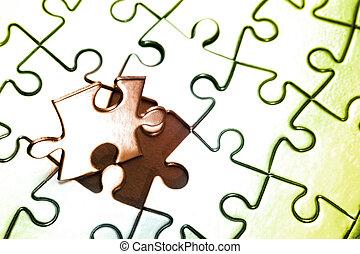 puzzle, puzzle