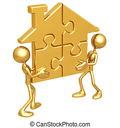 puzzle, realty