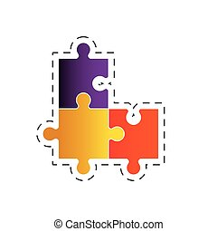 puzzle solution strategy image
