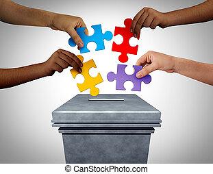 Puzzle Vote
