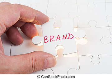 puzzle which written brand