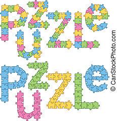 Puzzle Word Puzzle