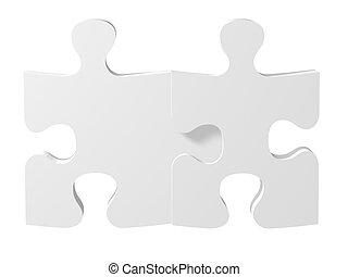 puzzles, deux