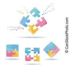 puzzles, ensemble
