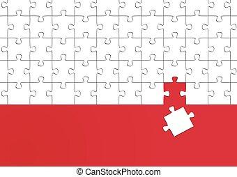 puzzleteil, falsche