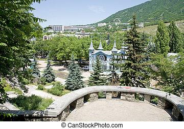 pyatigorsk., 都市の景観
