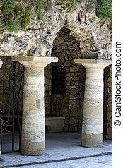 Pyatigorsk , Diana's grotto