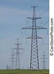 Pylons - Electricity pylons