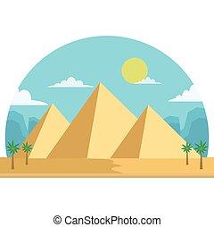 pyramid Egypt