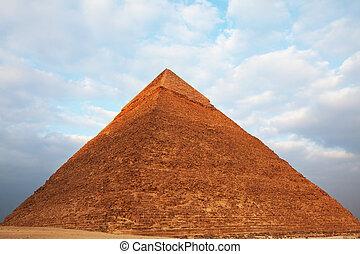 Pyramid - Egyptian pyramid
