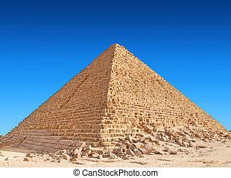 Pyramid, Giza