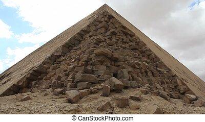Pyramid in Giza Egypt