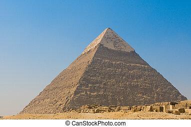 Pyramid of Giza, Cairo