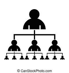 Pyramid Scheme Vector