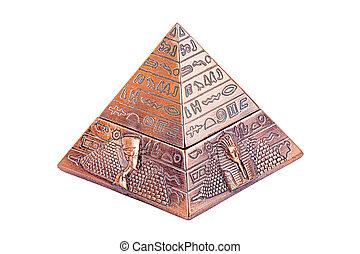 pyramide, égyptien